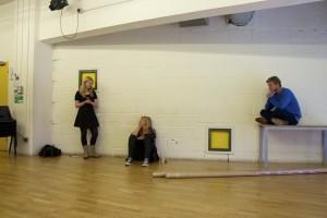 acting coaching london